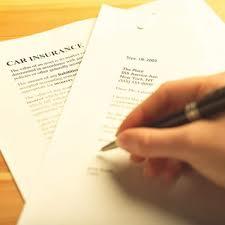 standard auto insurance